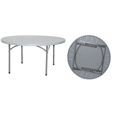Table ronde 152 cm