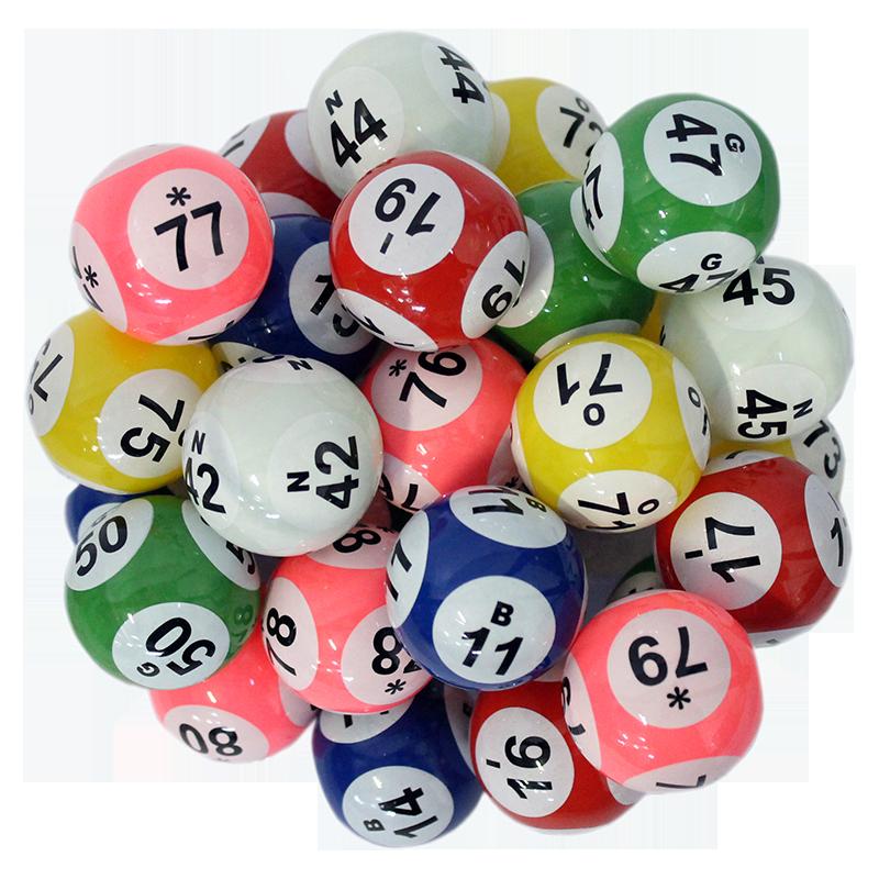 Jeu de 90 balles Air Ball Multicolores 6 faces
