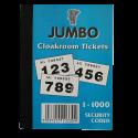 Carnets de 1000 Tickets de Tombola