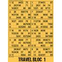 14 Travel Bloc x12