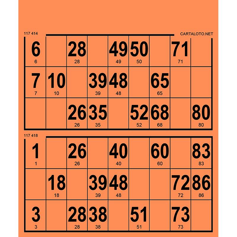 250 planches de 2 grilles