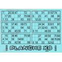 Mini Planche x6