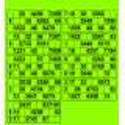 56 Planches de 9 grilles