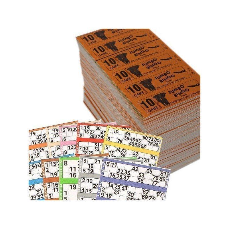 Jumbo bingo Games