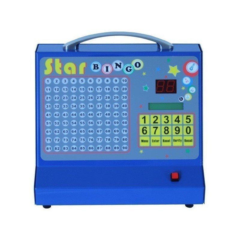 Tirage électronique Starbingo Wifi