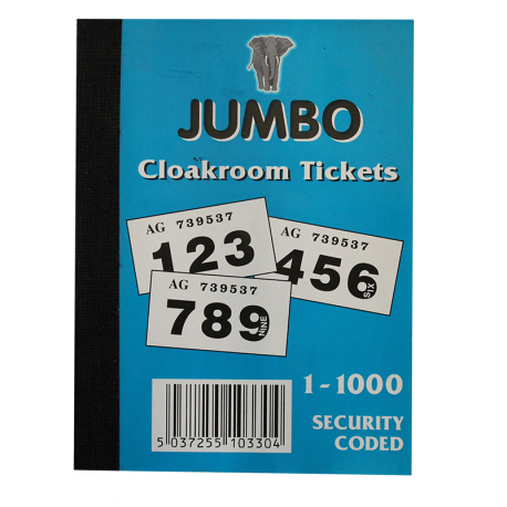 Carnets de 1000 Tickets de Tombola