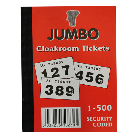 2 Carnets de 500 Tickets de Tombola