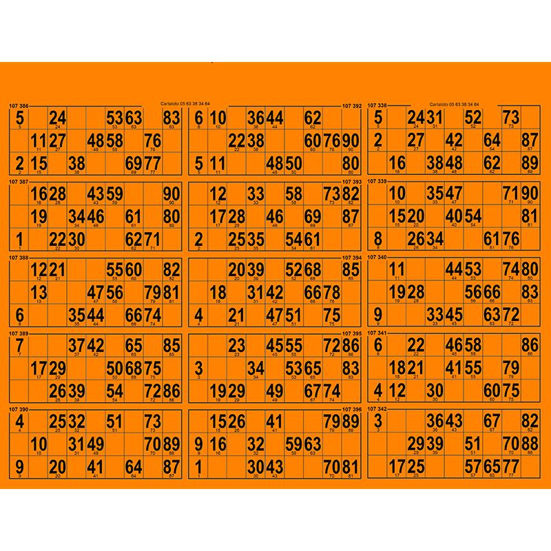 34 Planches de 15 grilles