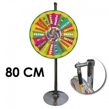 Roue de loterie cartaloto Bubble Wheel
