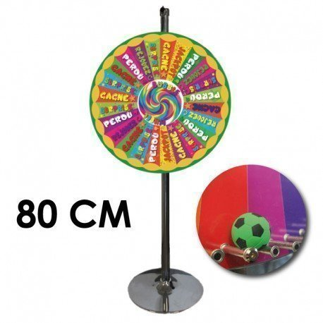 Roue de loterie balle Bubble wheel