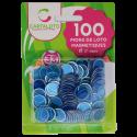 12 sachets de 100 pions magnétiques