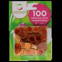 24 sachets de 100 pions de loto magnétiques