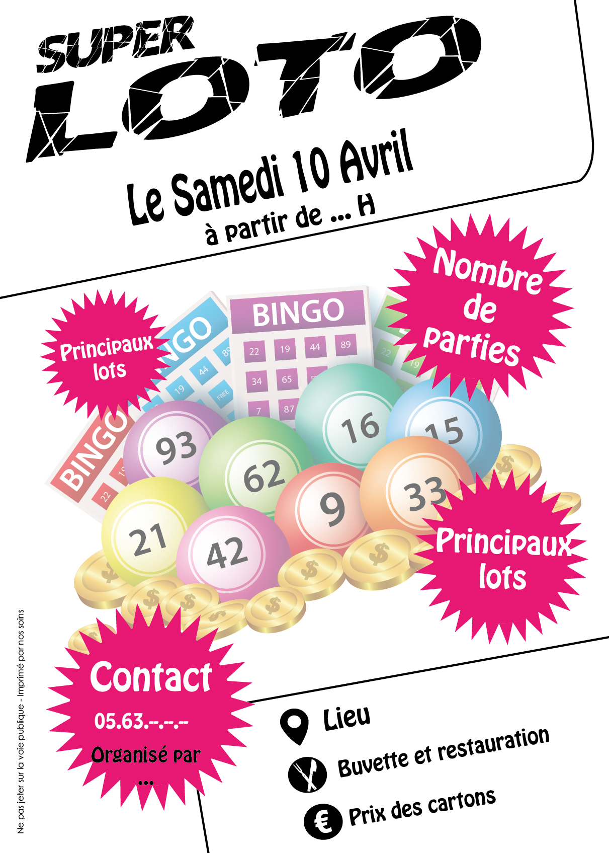 communication loto
